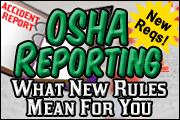 OSHA's New Reporting Requirements - And What They Mean for You